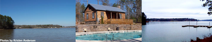 The Retreat on Lake Greenwood SC