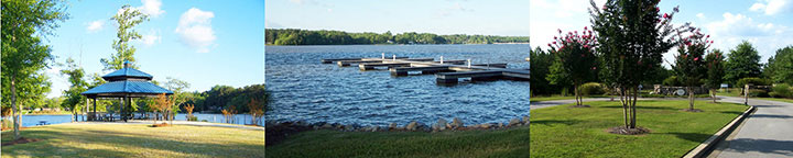 Eagles Harbor on Lake Greenwood SC